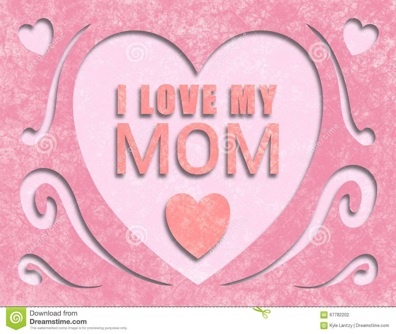 Pictures that say mom