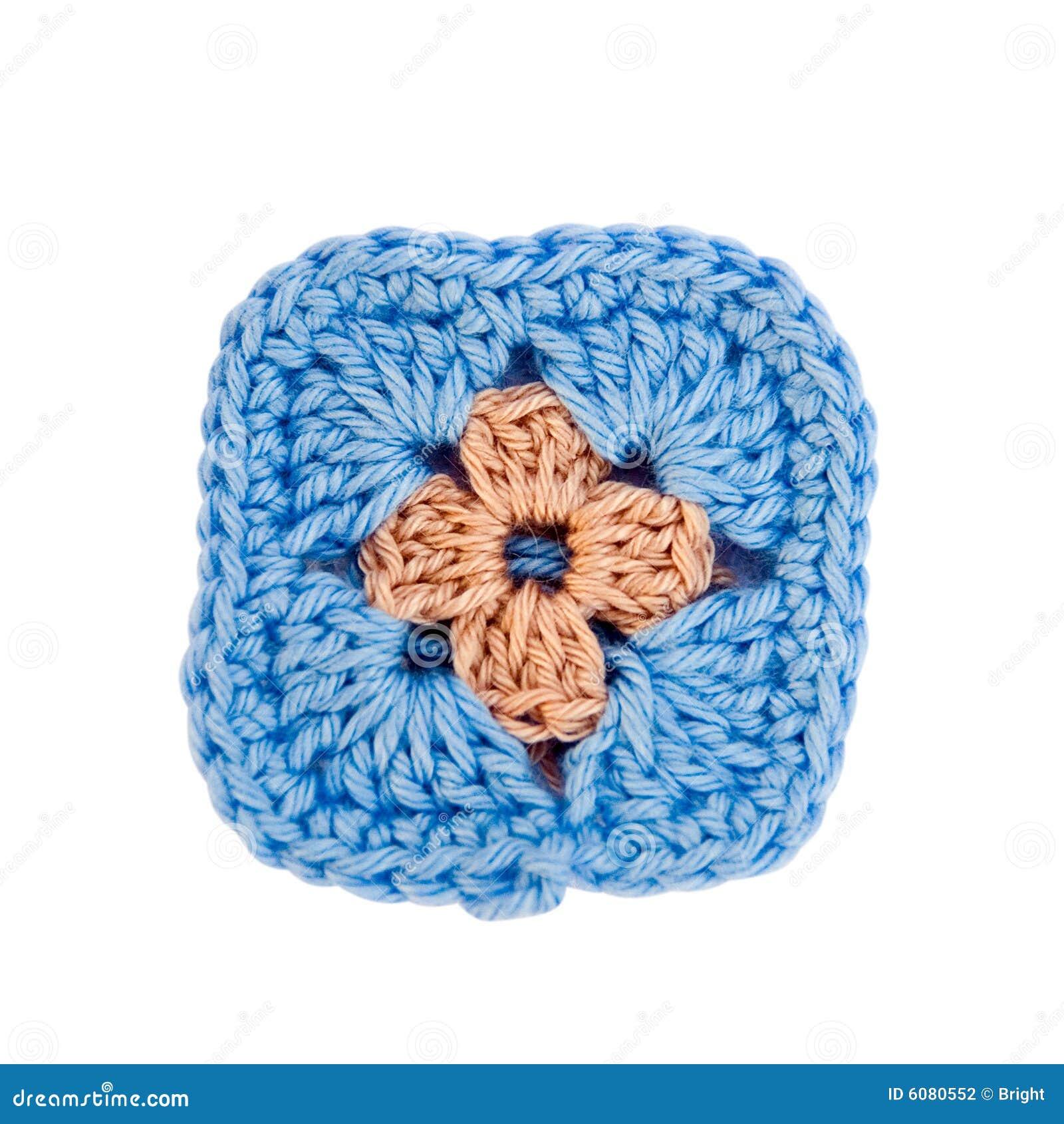Motif de crochet