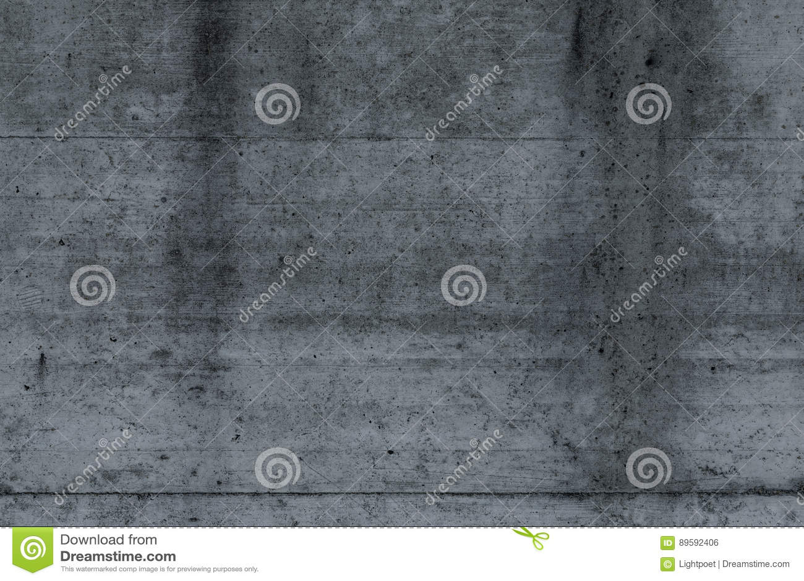 Motif gris de fond de texture de mur en béton