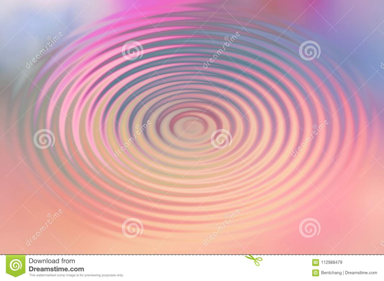 Motion blur, wallpaper or texture background. Ripple, dreamy, bubble & artistic.