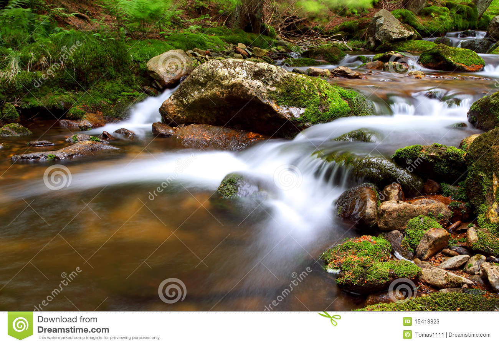 Nature Images 2mb: Motion Blur Waterfalls Peaceful Nature Stock Photos