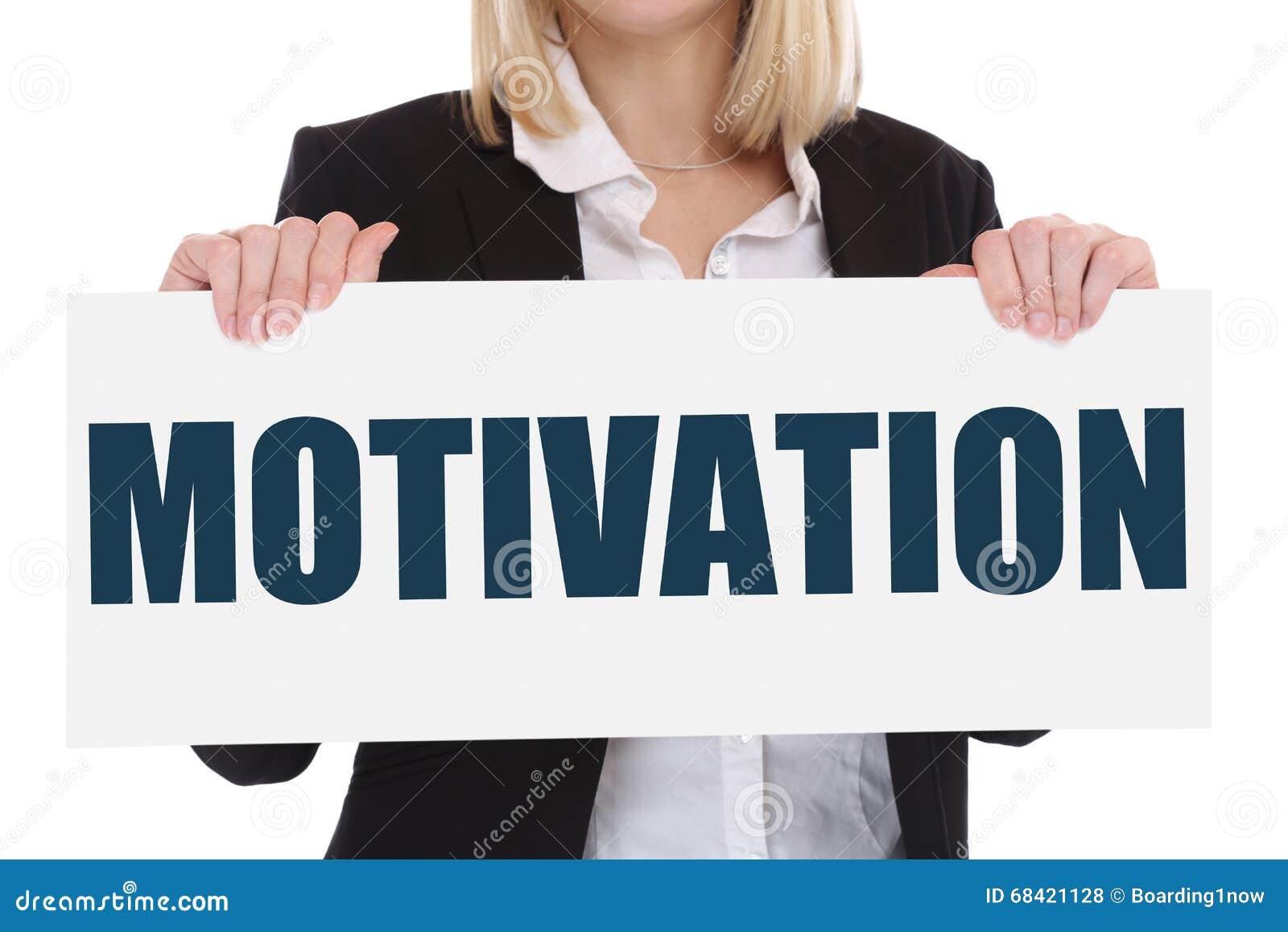 Motivatiestrategie het trainen opleidingssucces het succesvolle winnen