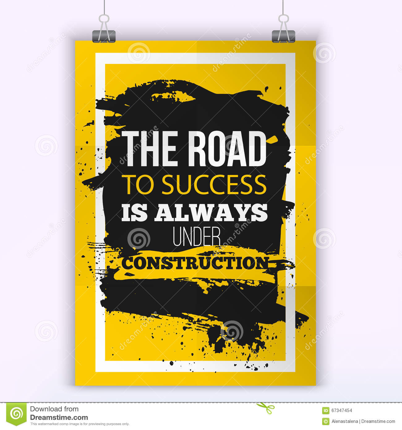 Poster design download - Design Motivation Poster