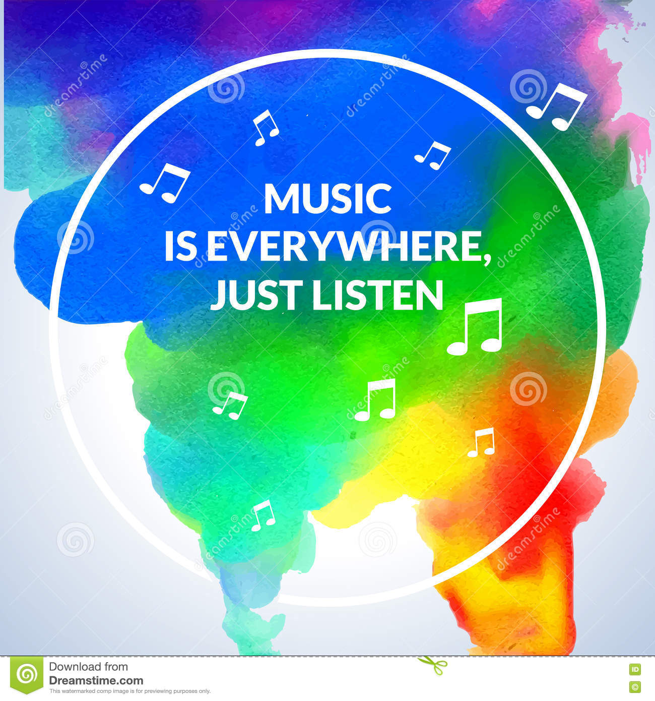 Music is everywhere essay
