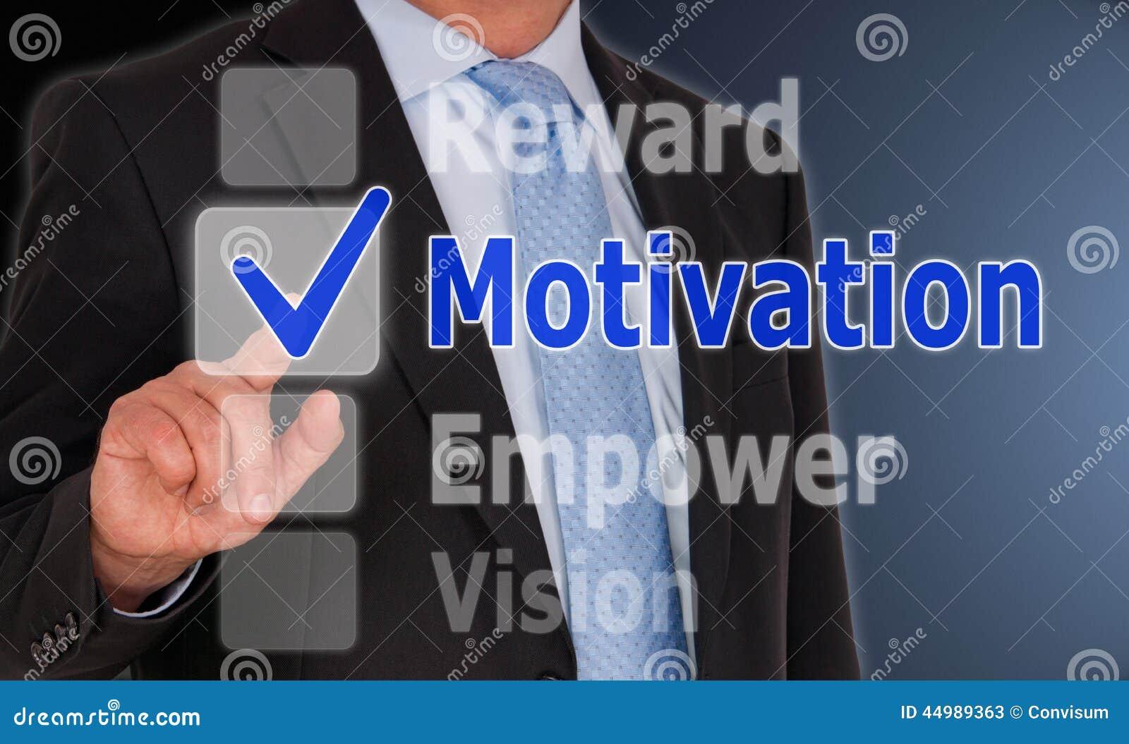 stock options as motivators