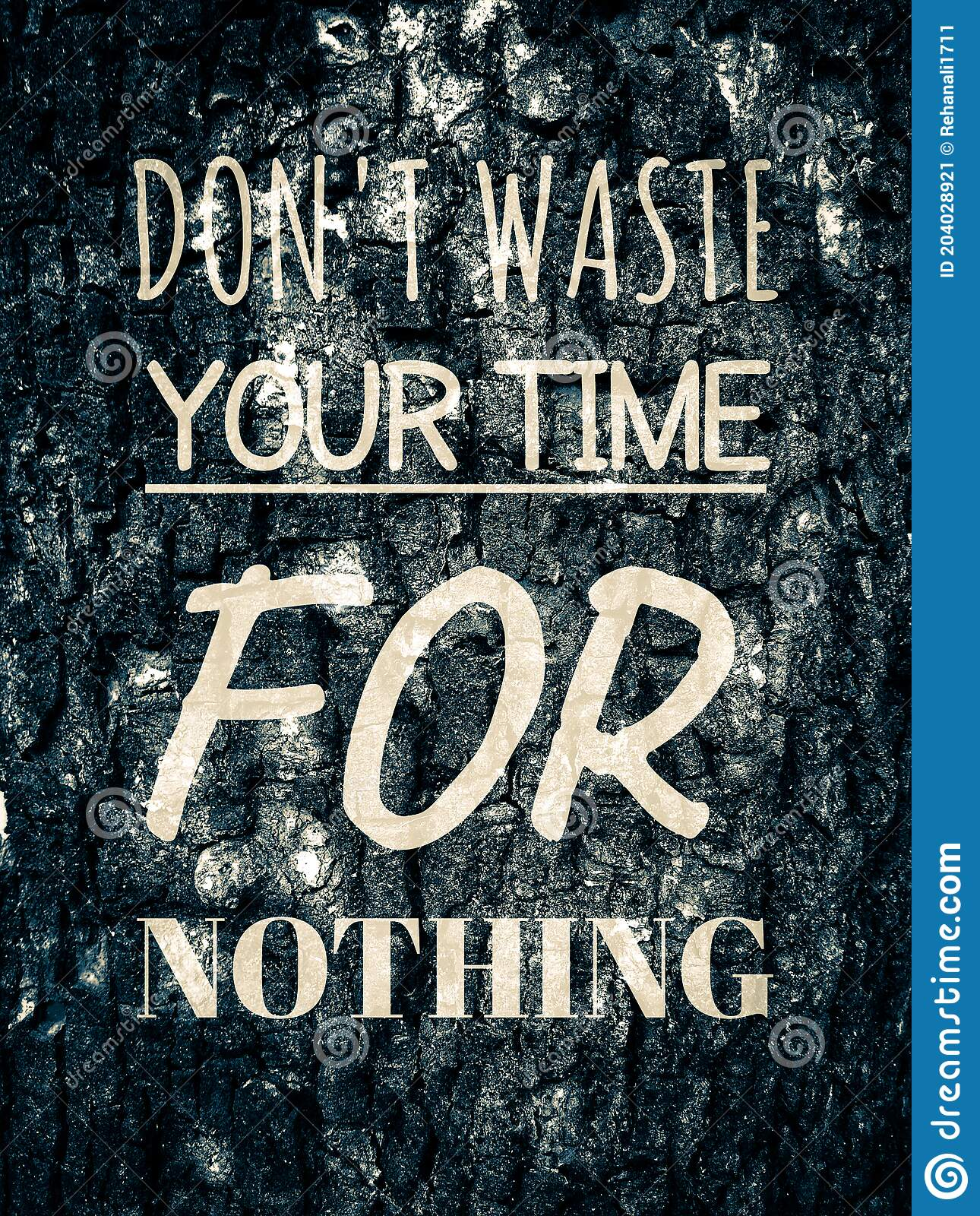 Don T Waste Time Photos - Free & Royalty-Free Stock Photos from Dreamstime
