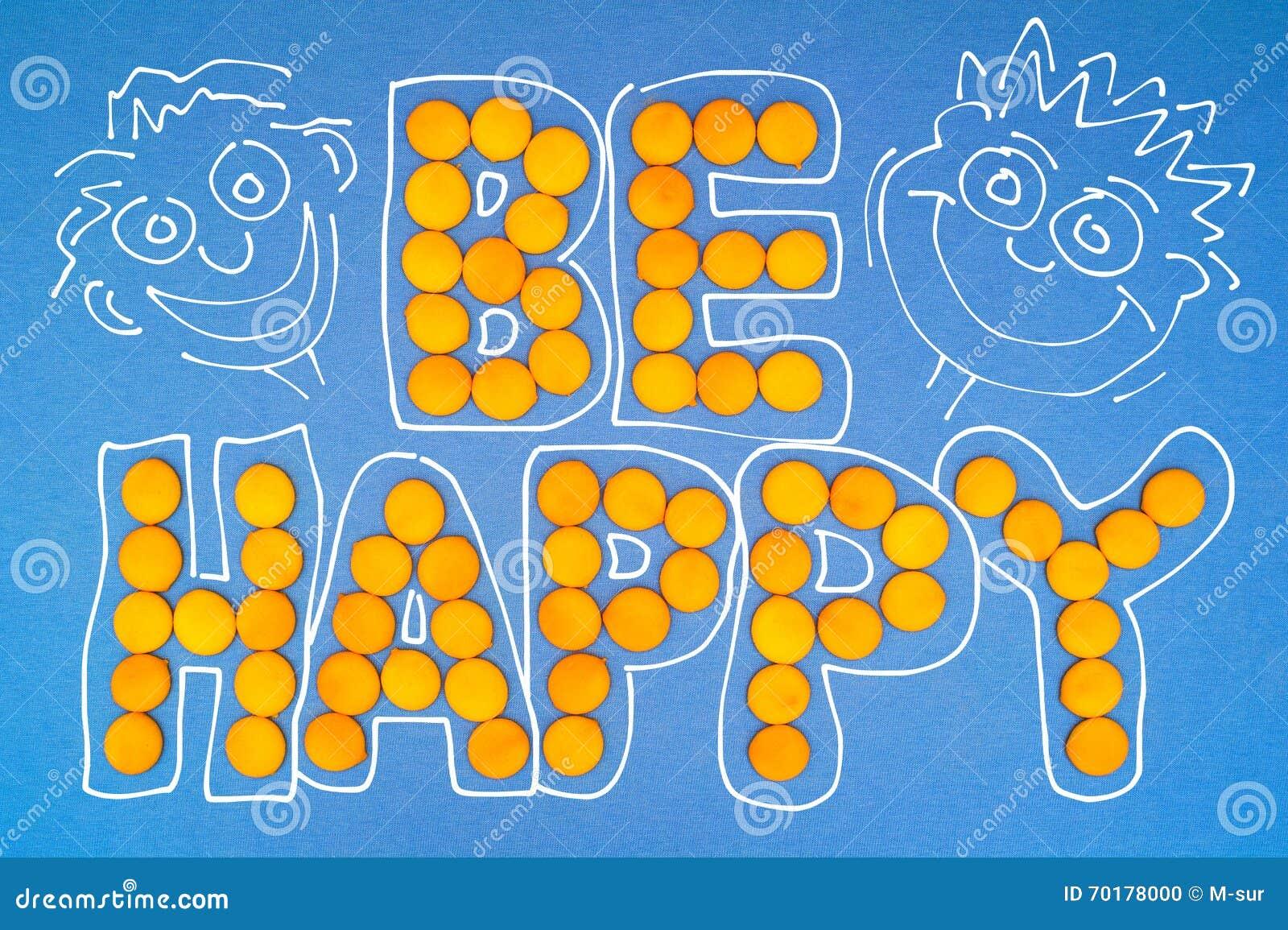 Motivation: Var lycklig