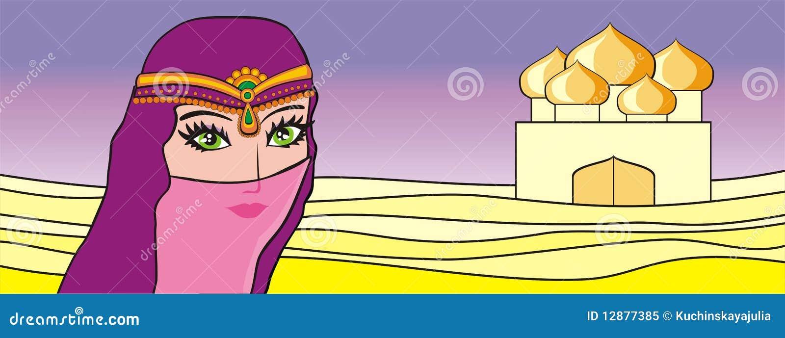 Motivo árabe
