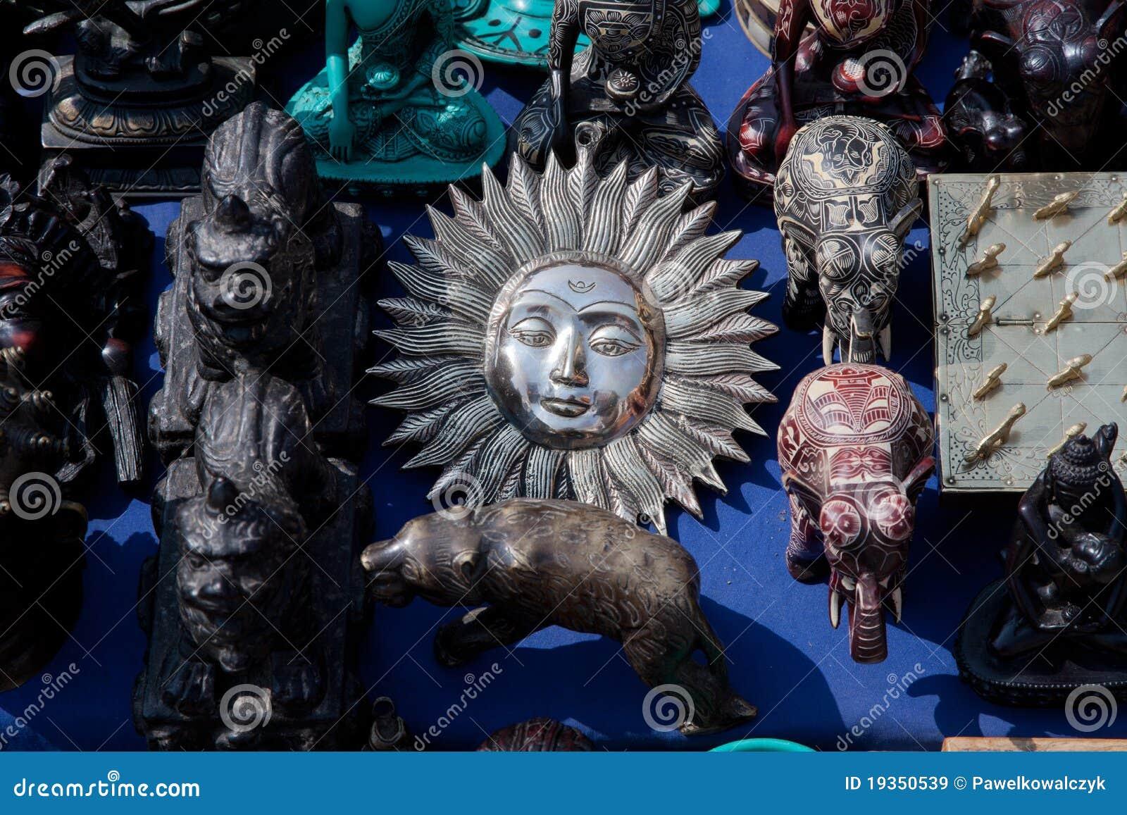 Motivo de Sun, Kathmandu, Nepal