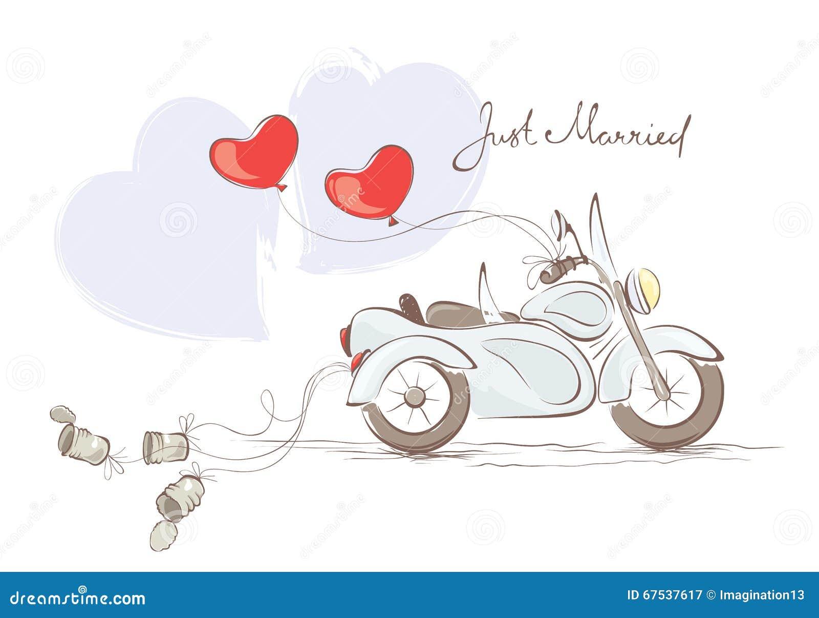 Mariage En Side Car