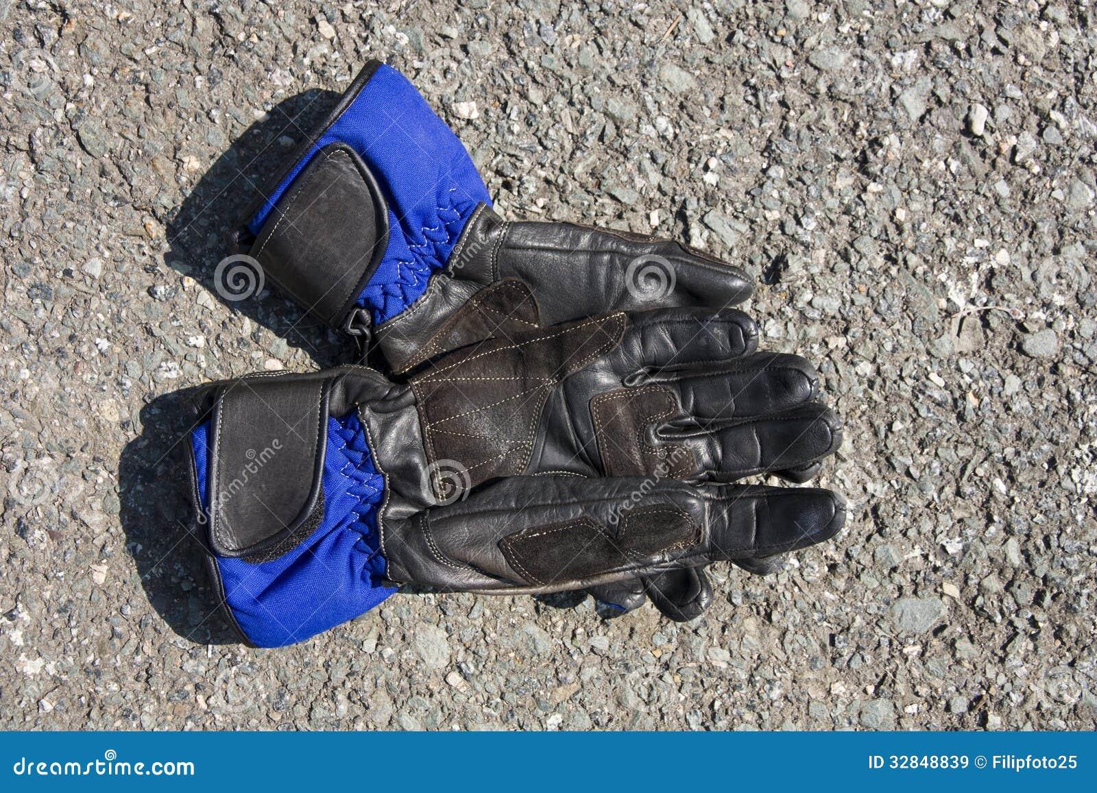 Moto handskar