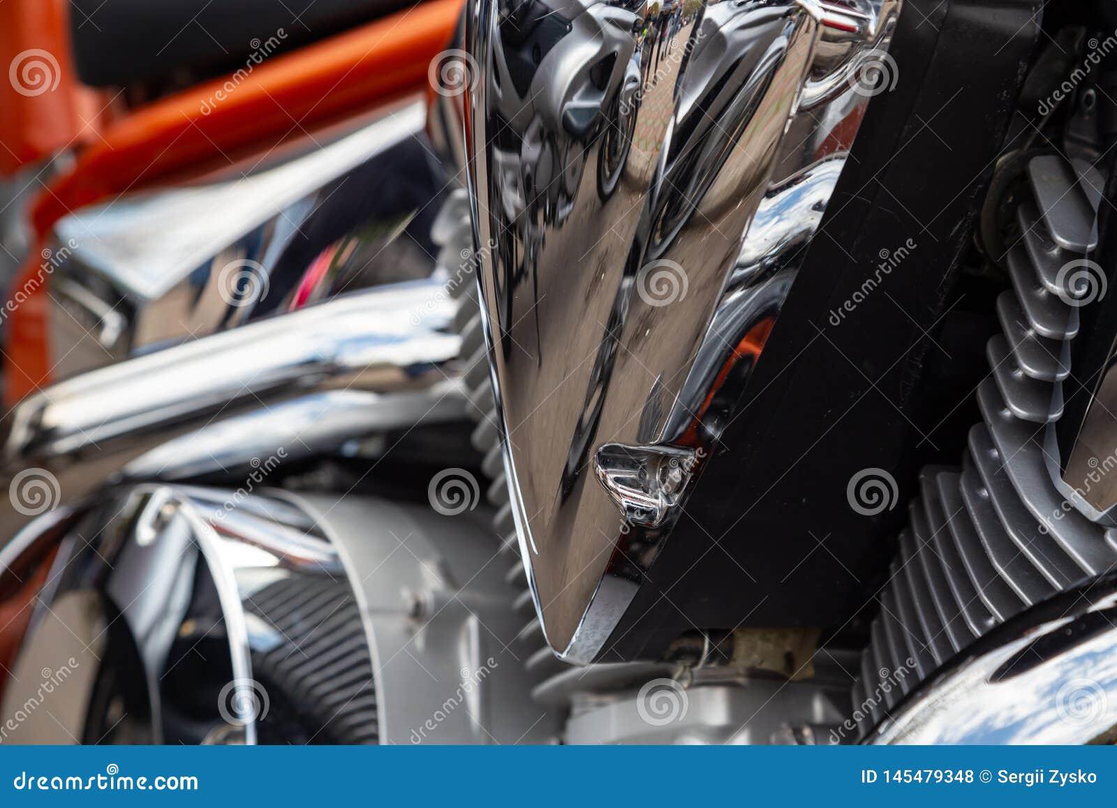 Moto ? la fermeture de ressort de la saison de moto