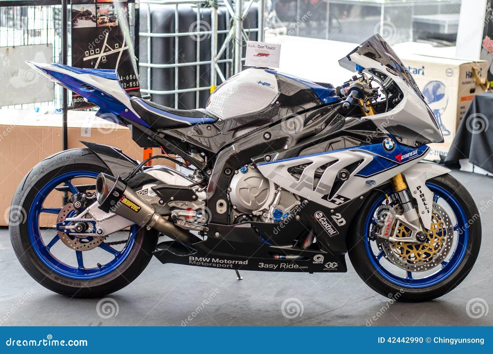 Motocicleta de BMW