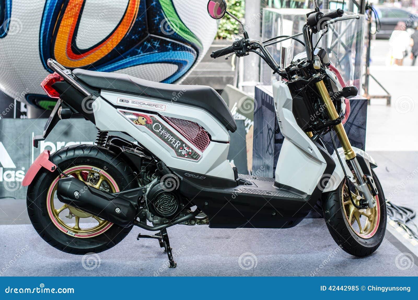 Motocicleta de Honda ZOOMER X