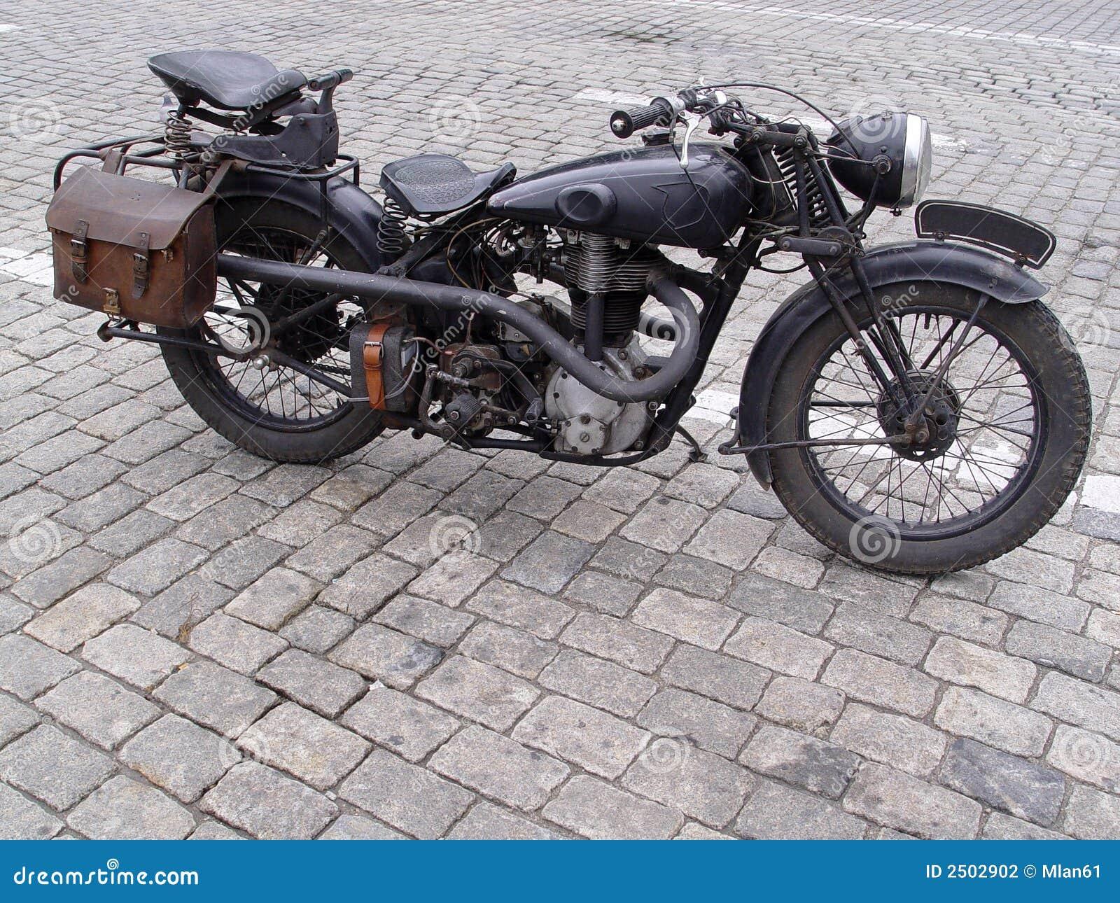 Motociclo dell annata
