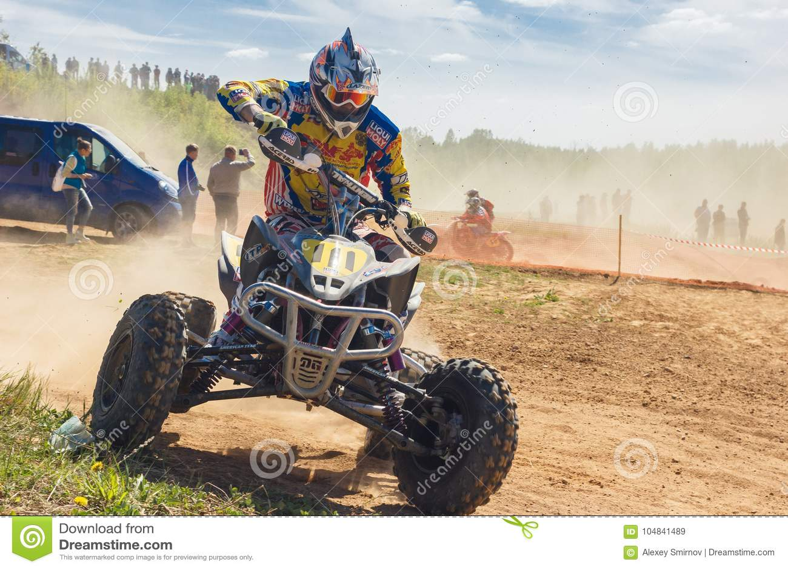 Motocross mistrzostwo 14-15 2016 Maj