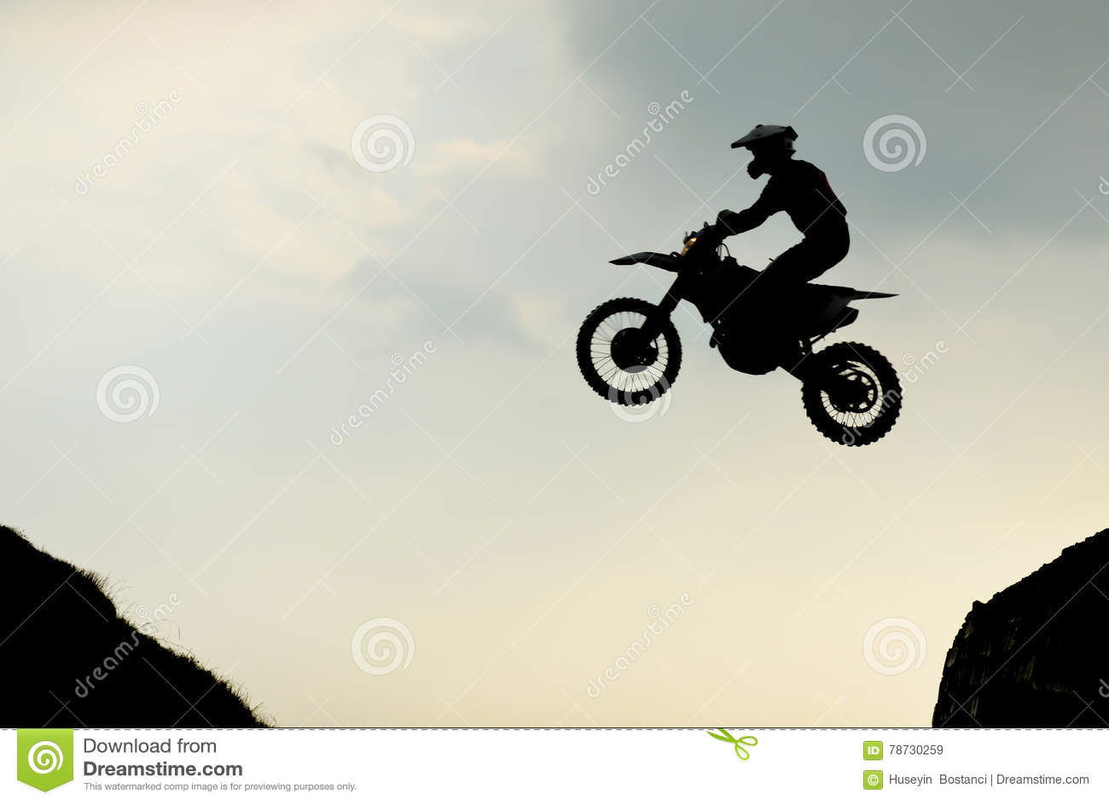 Motocrosscyklist