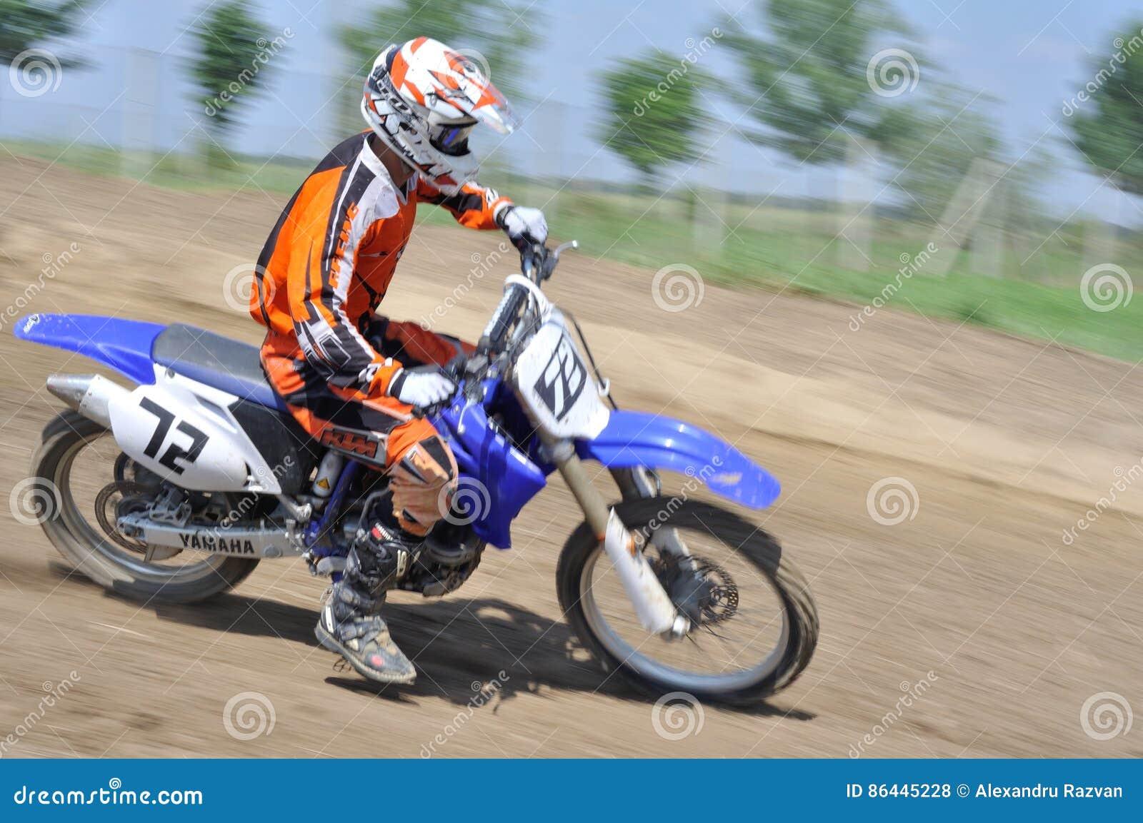 Motocrossutmaning
