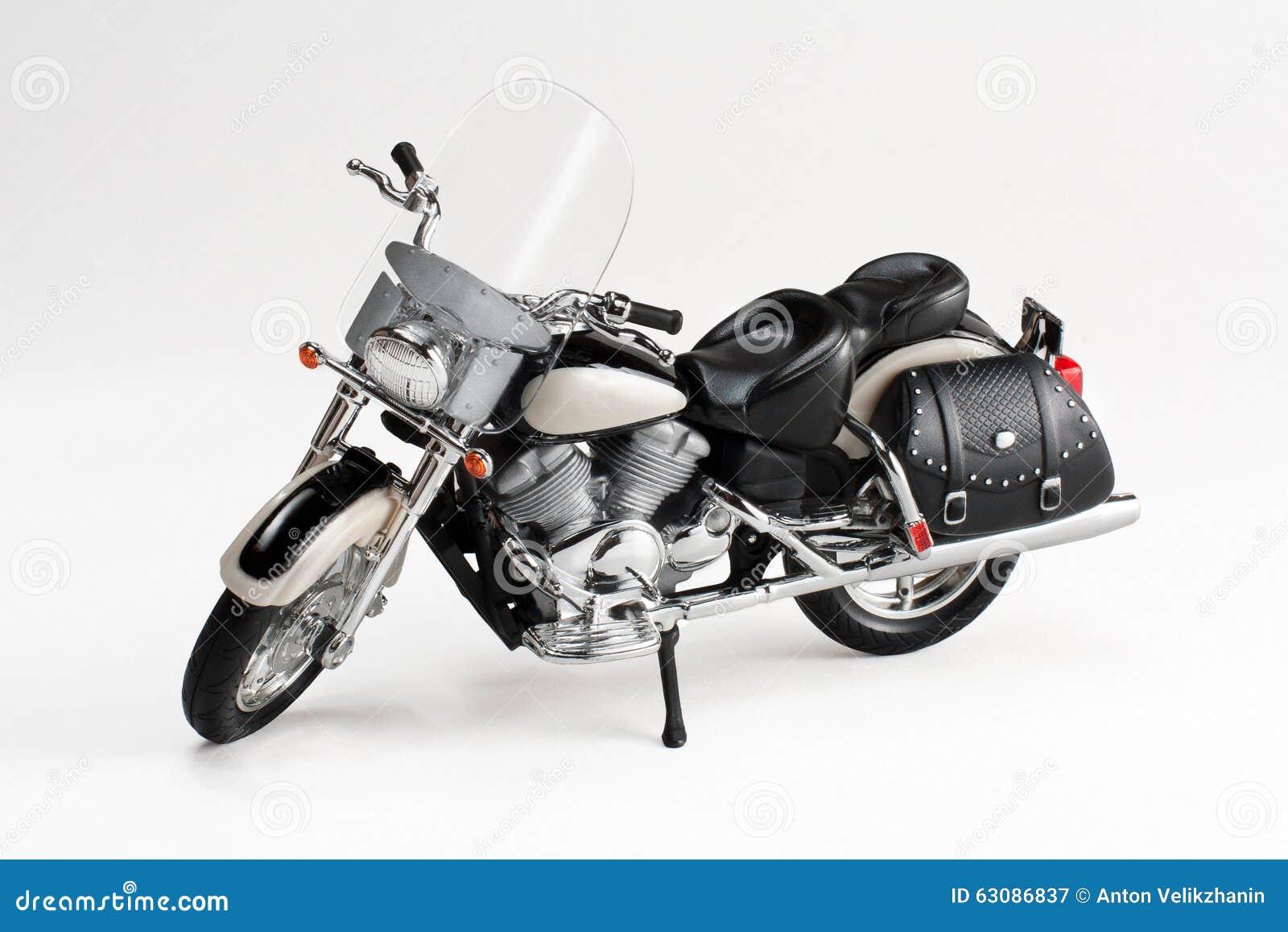 Download Motocyclette de jouet image stock. Image du jouet, cycle - 63086837