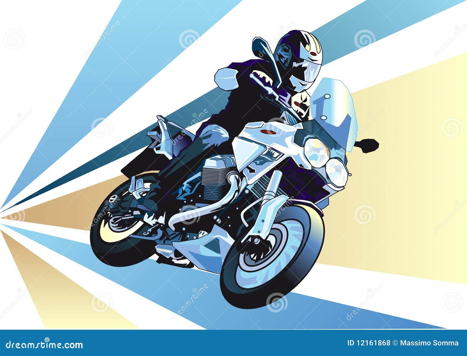 Motocyklu sprint