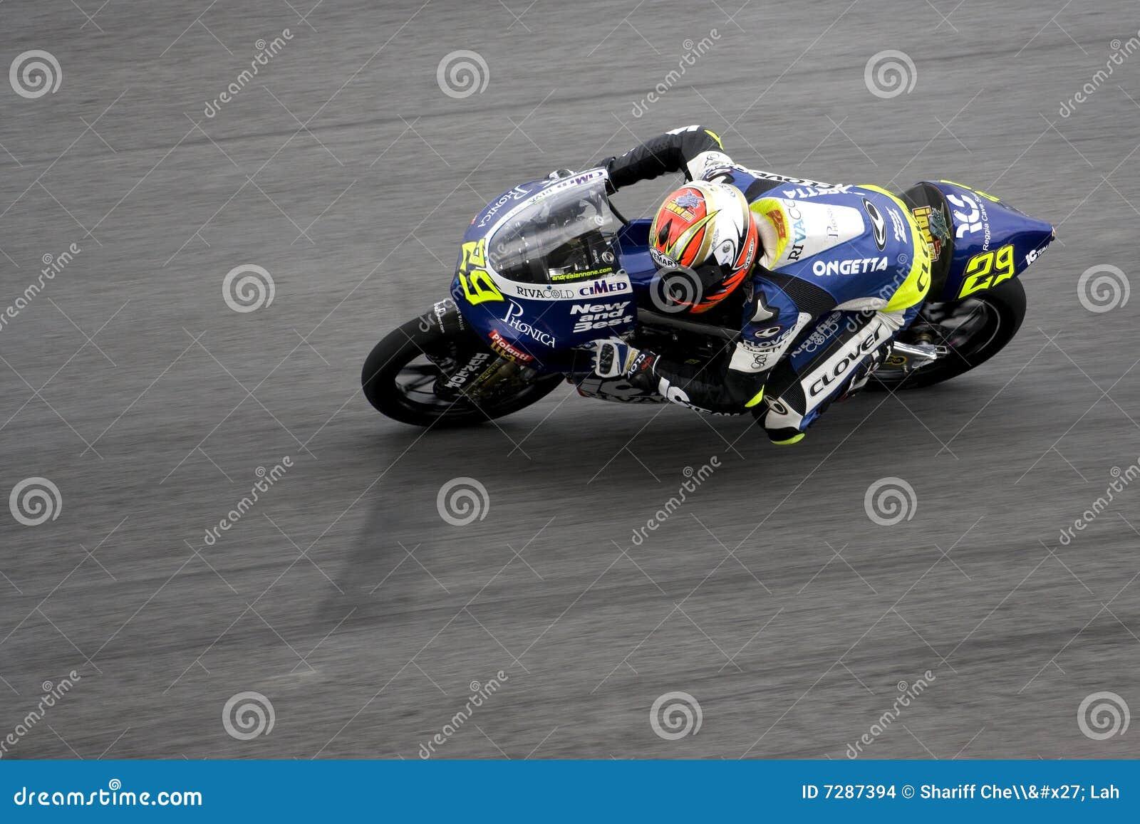 Motogp 125cc - Andrea Iannone