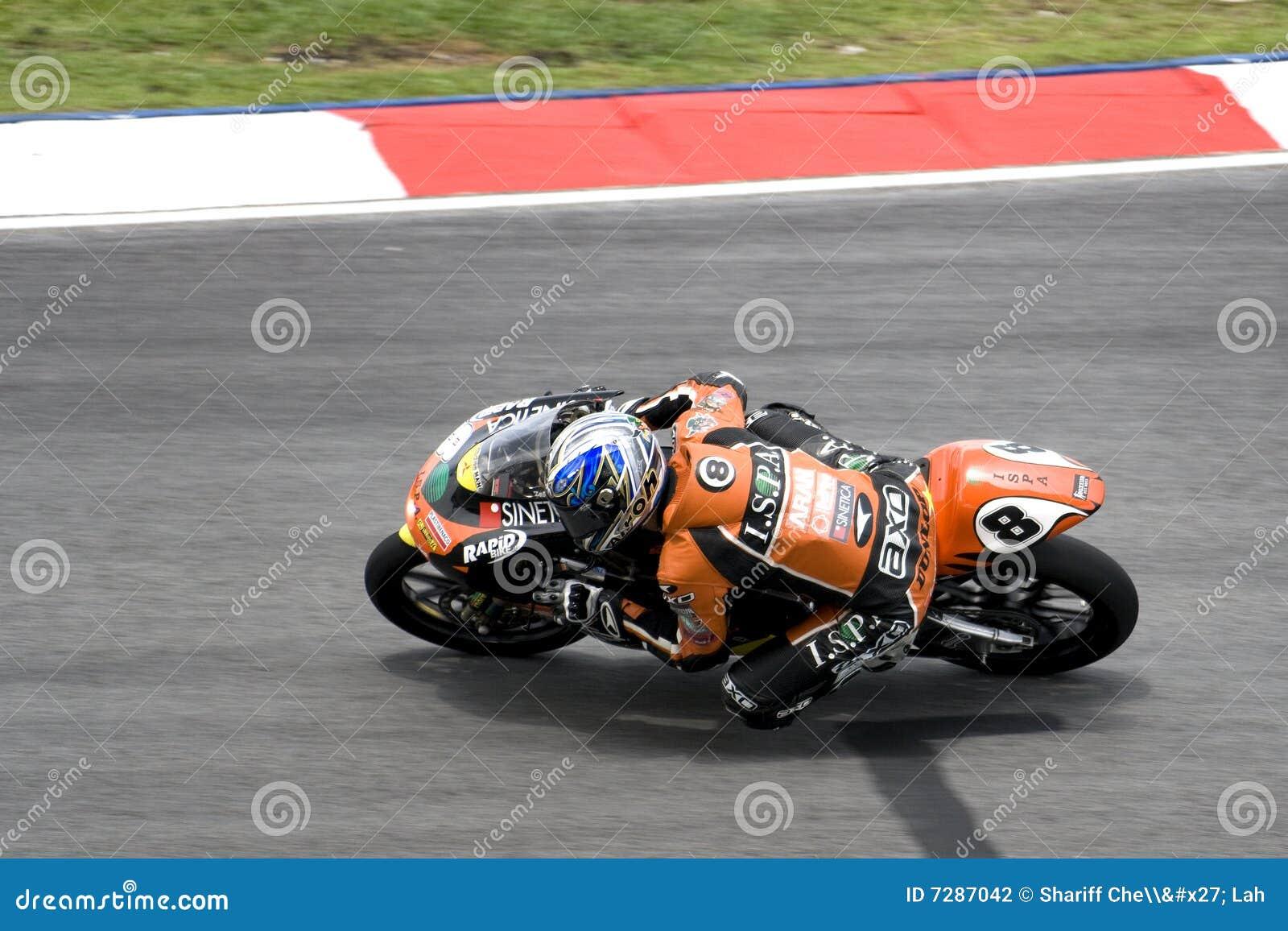 Motogp 125cc - Lorenzo Zanetti