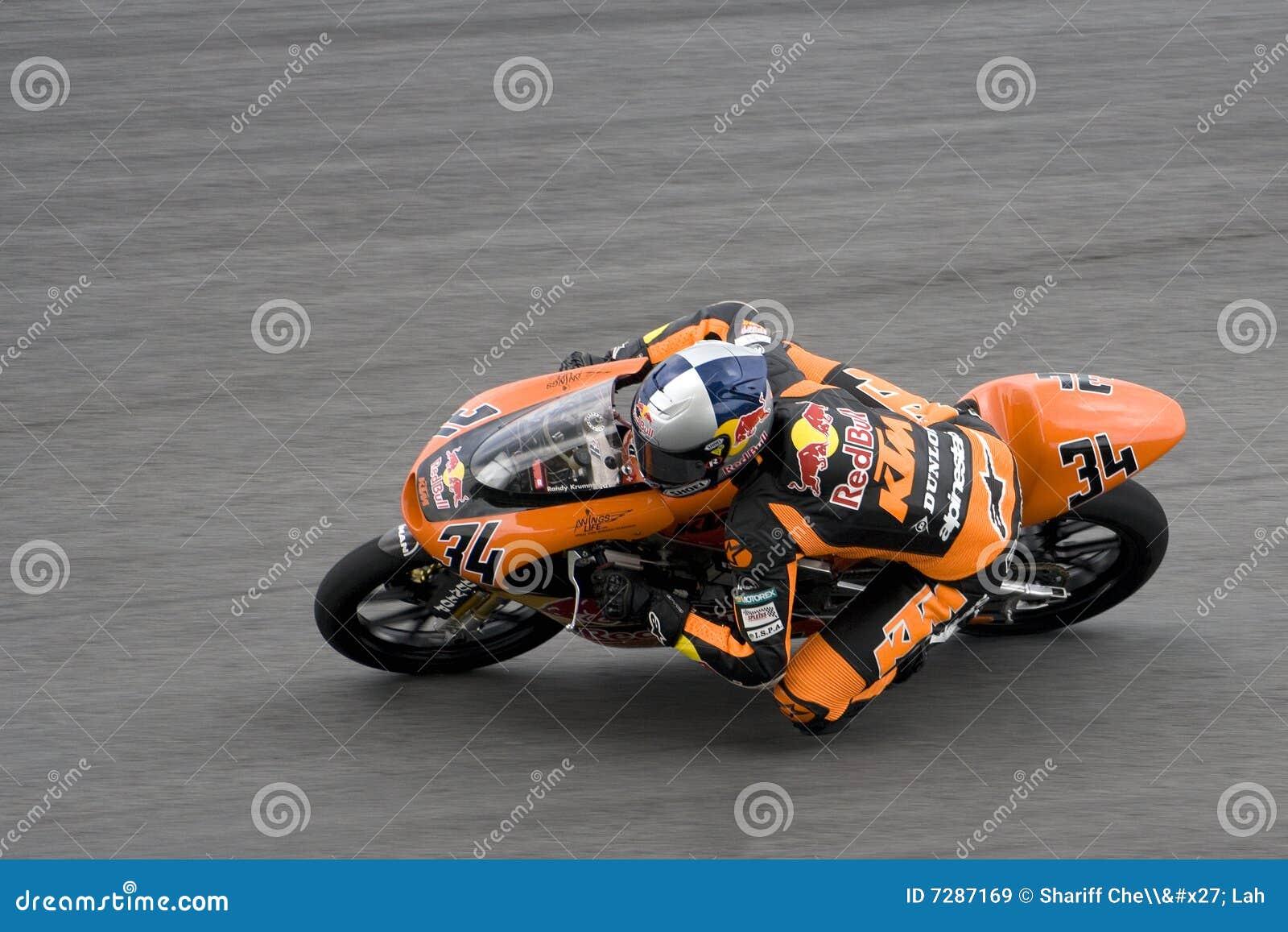 Motogp 125cc - Randy Krummenacher
