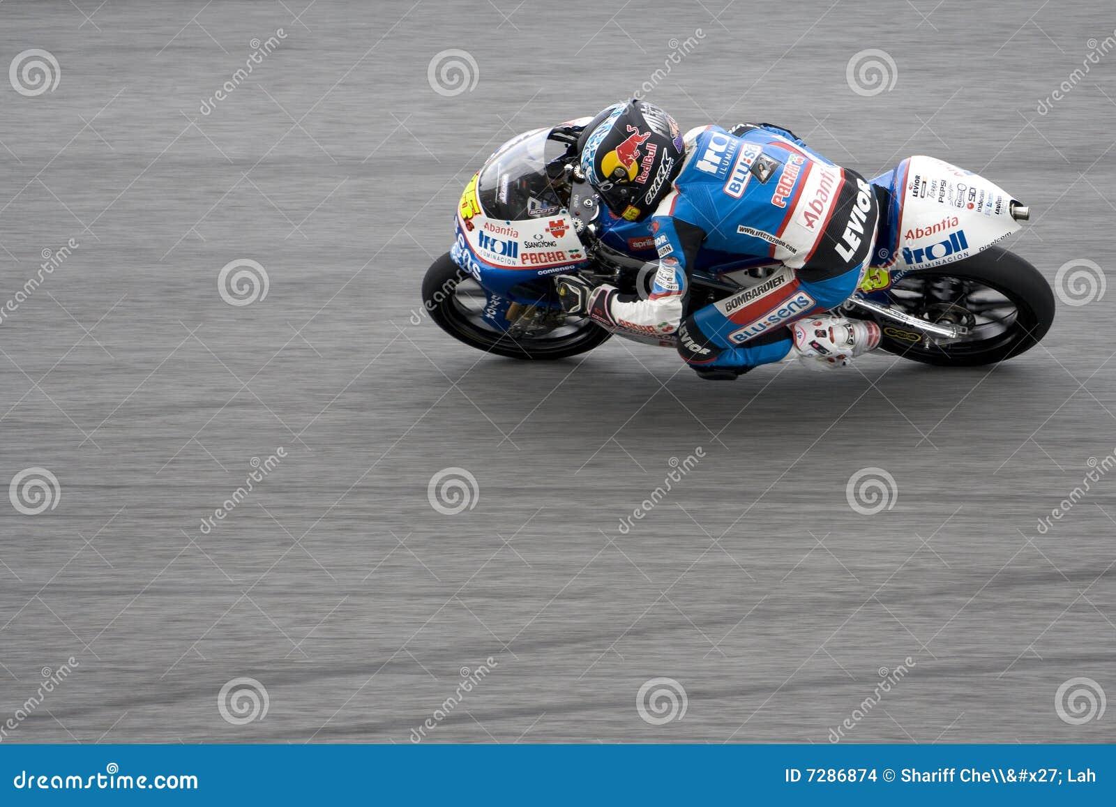 Motogp 125cc - Scott Redding