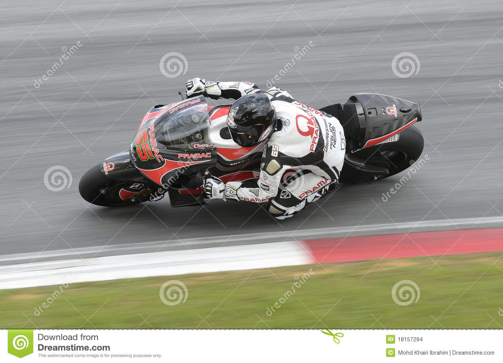 Moto GP Bloc A4 120 Hojas microperforada Montichelvo 54222