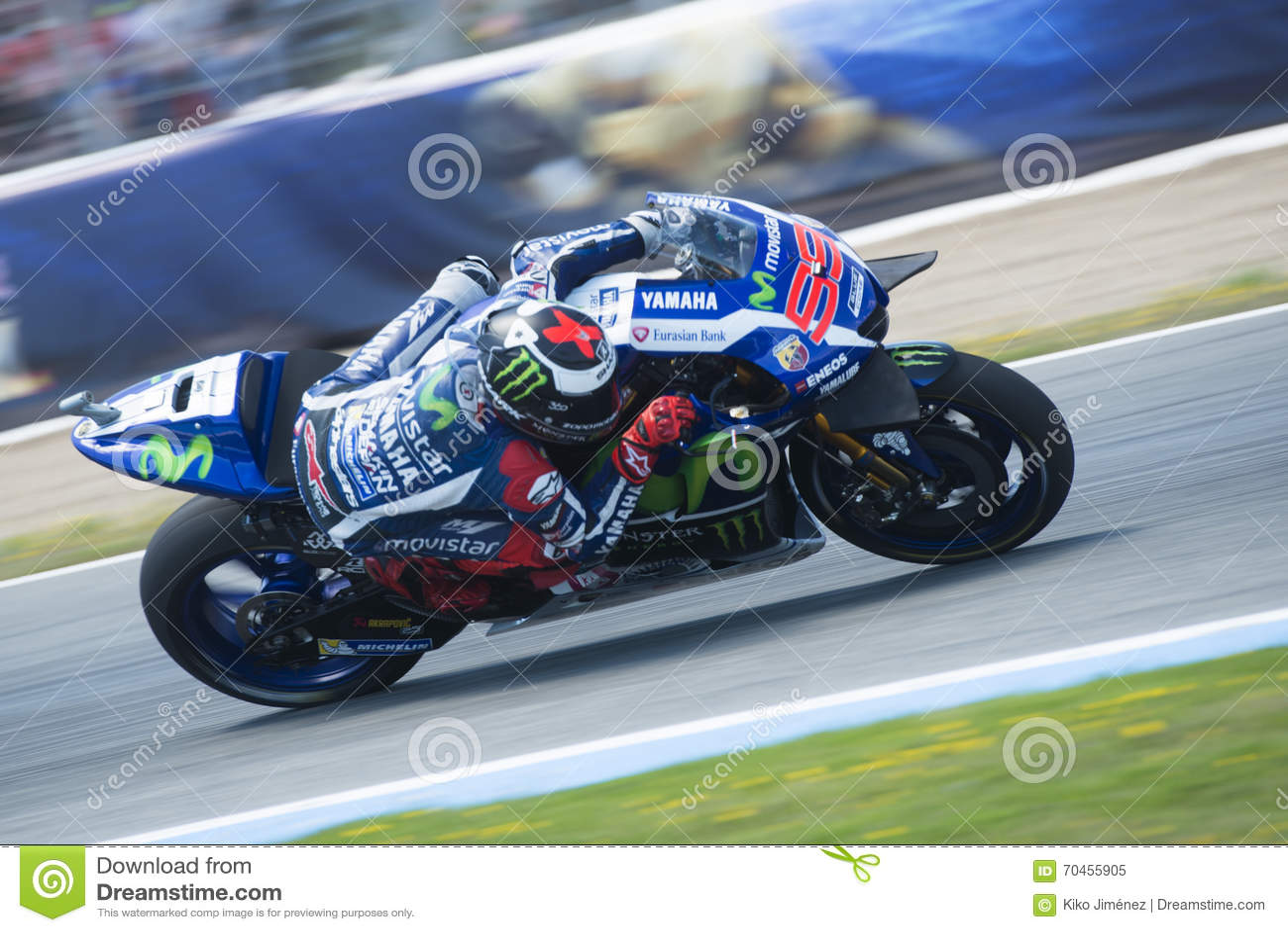 MotoGP Spain, In Jerez Editorial Image - Image: 70455905
