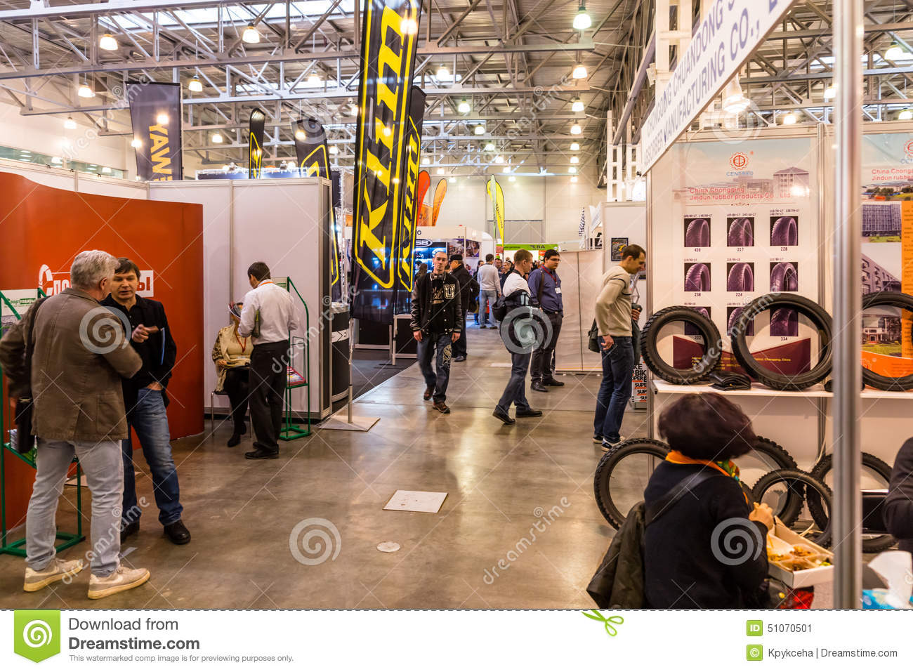Expo Stands 2015 : Motopark bikepark the general view visitors of the