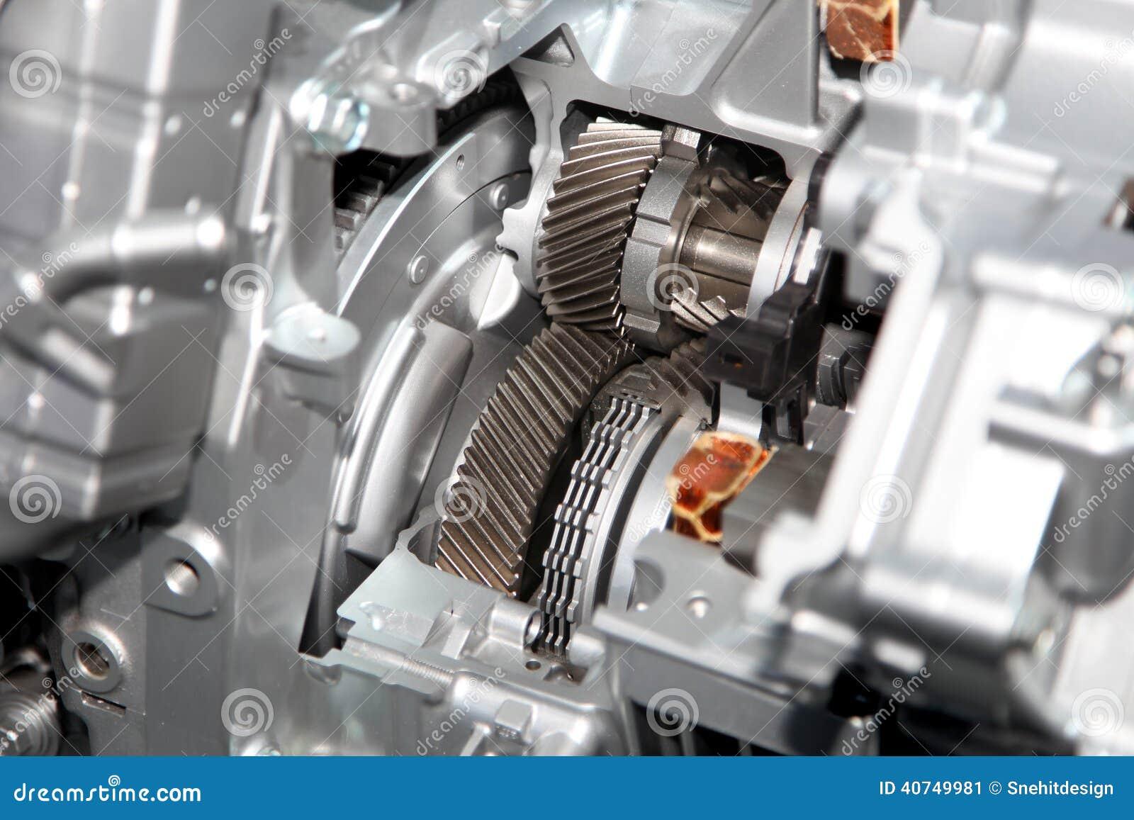 Motor automotriz