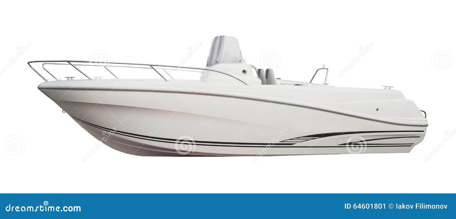 Motor Boat Stock Photo - Image: 64601801