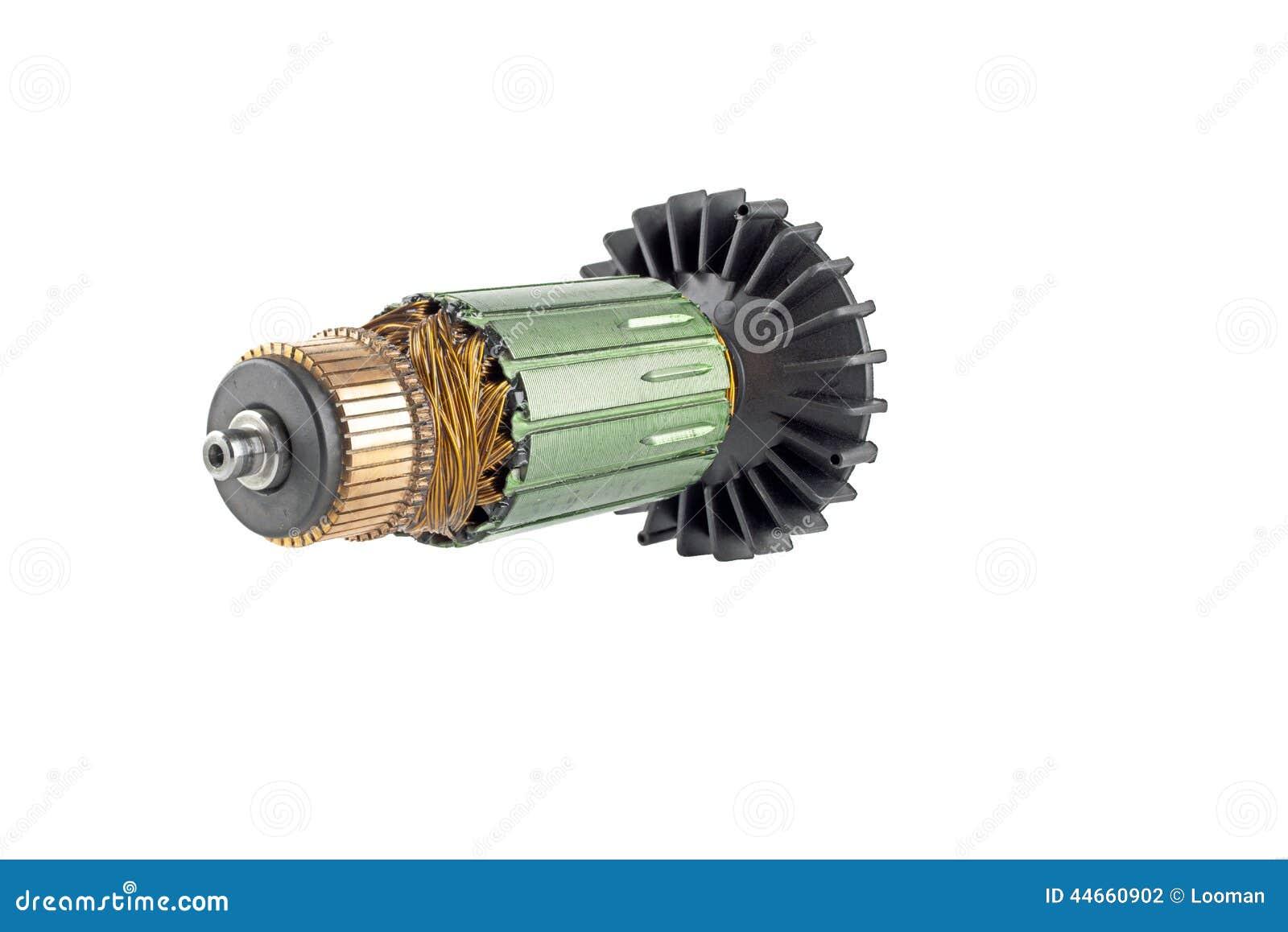 Motor bonde do rotor
