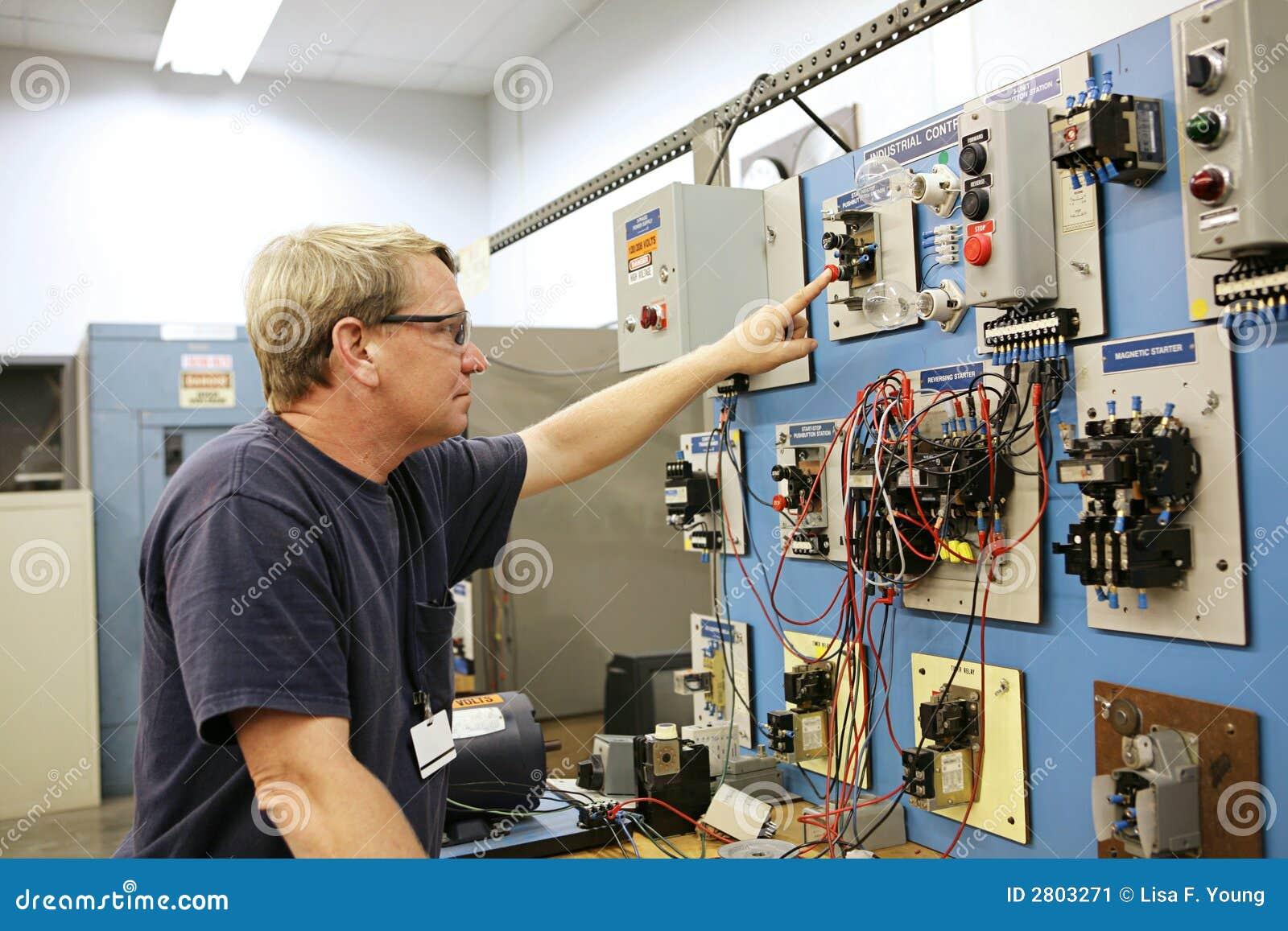 Motor Control Center Stock Image Image Of Phase Panel