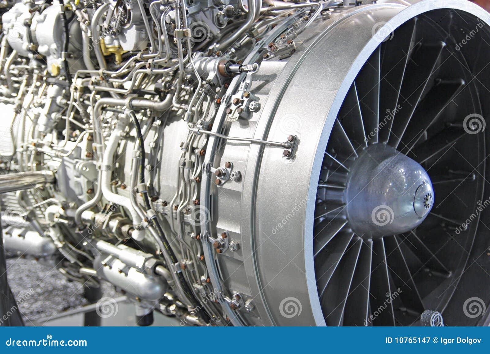 Motor de jet de Turbo