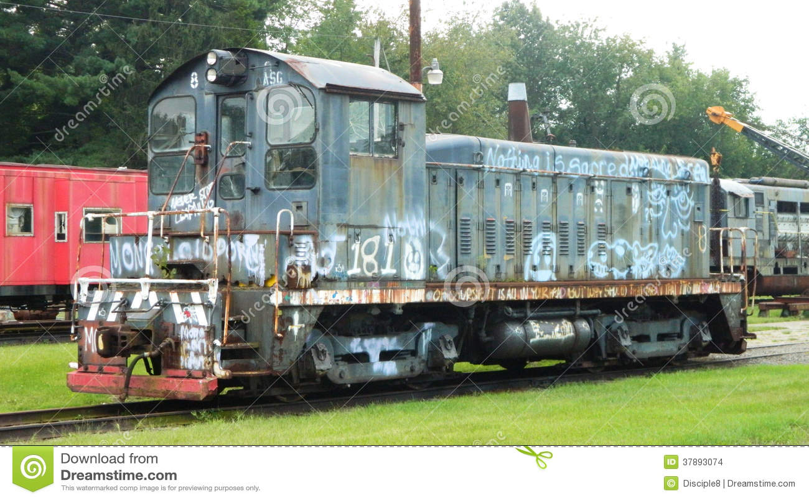 Motor dos grafittis