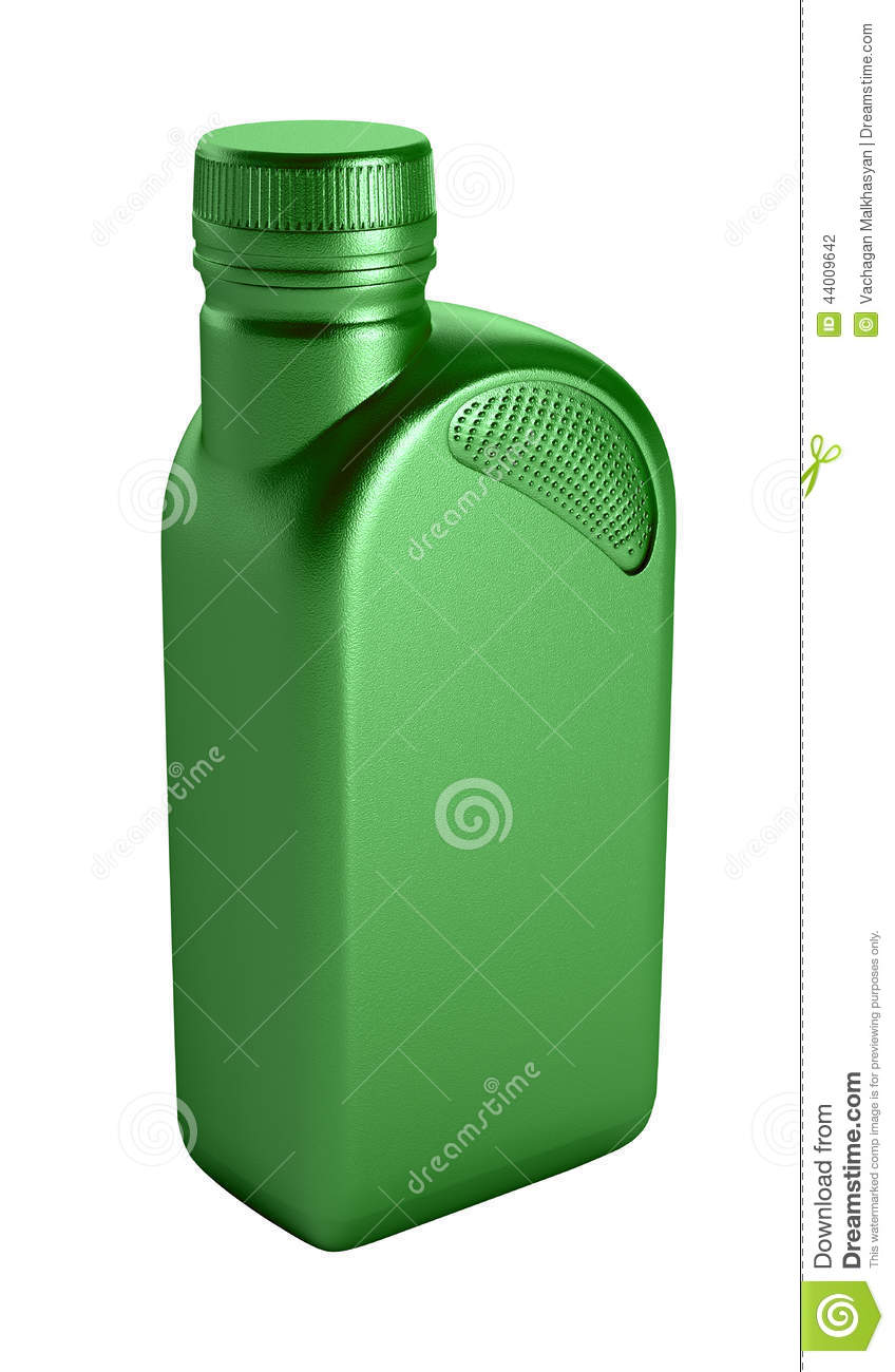 Motor Oil Bottle Stock Illustration Image 44009642