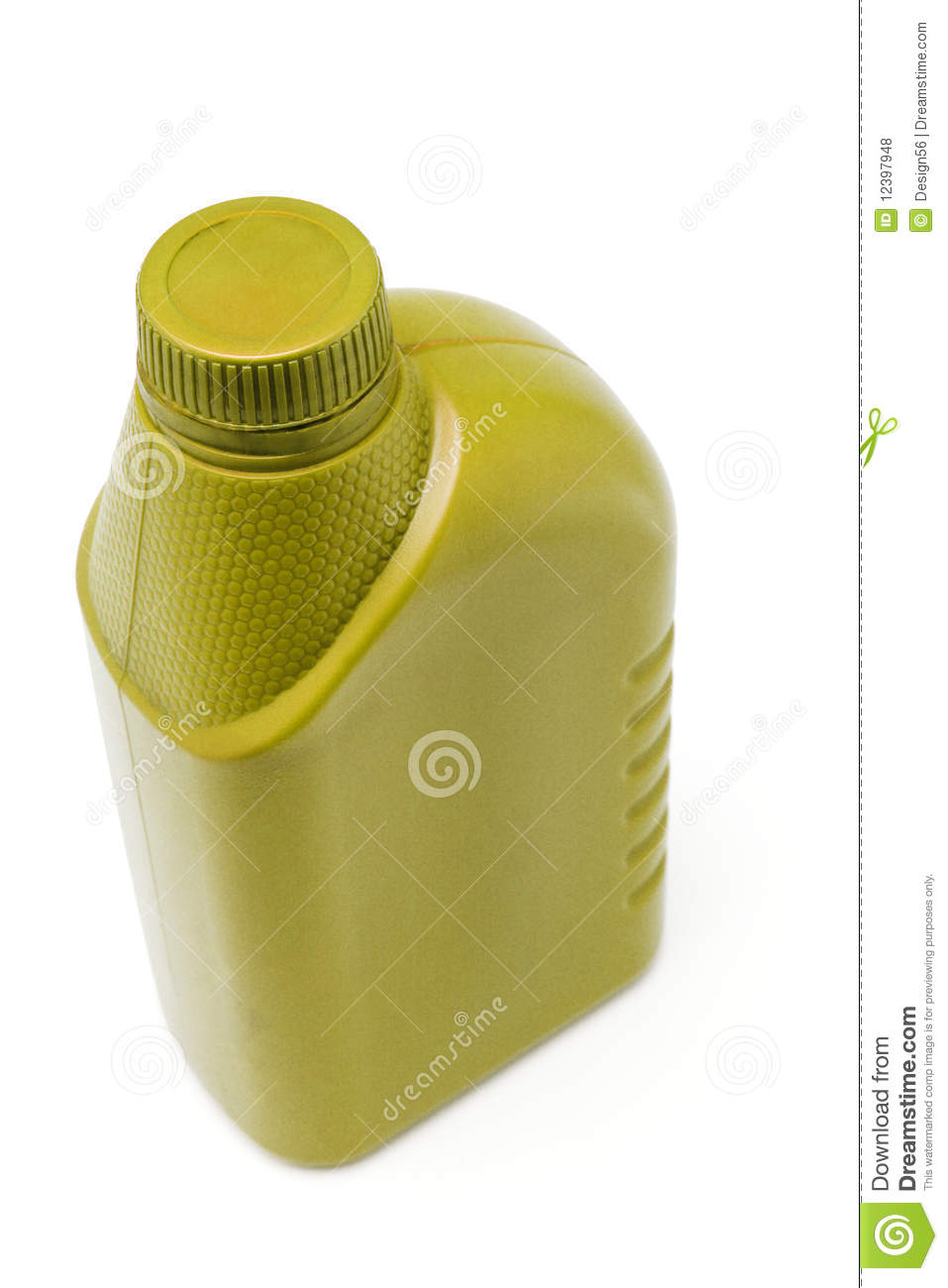 Motor Oil Container Royalty Free Stock Photos Image