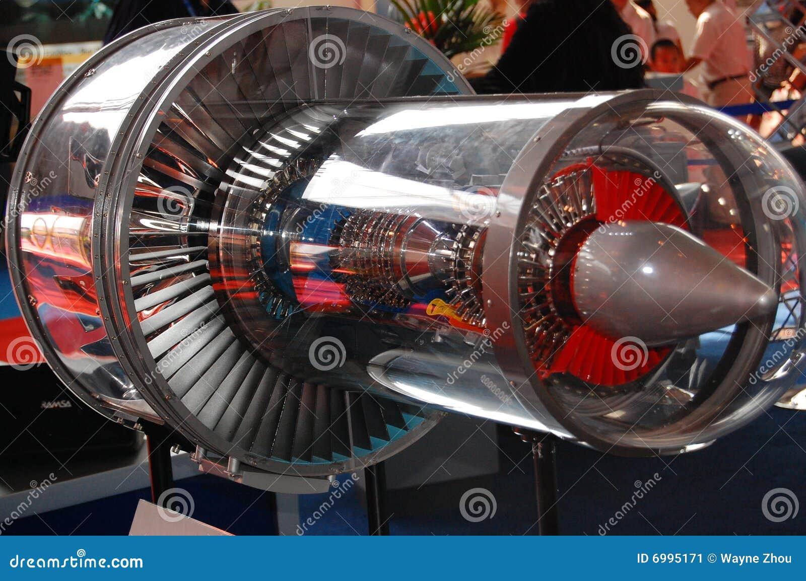 Motor plano