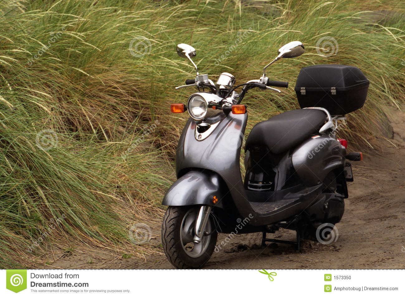 Motor Scooter Stock Photo Image 1573350