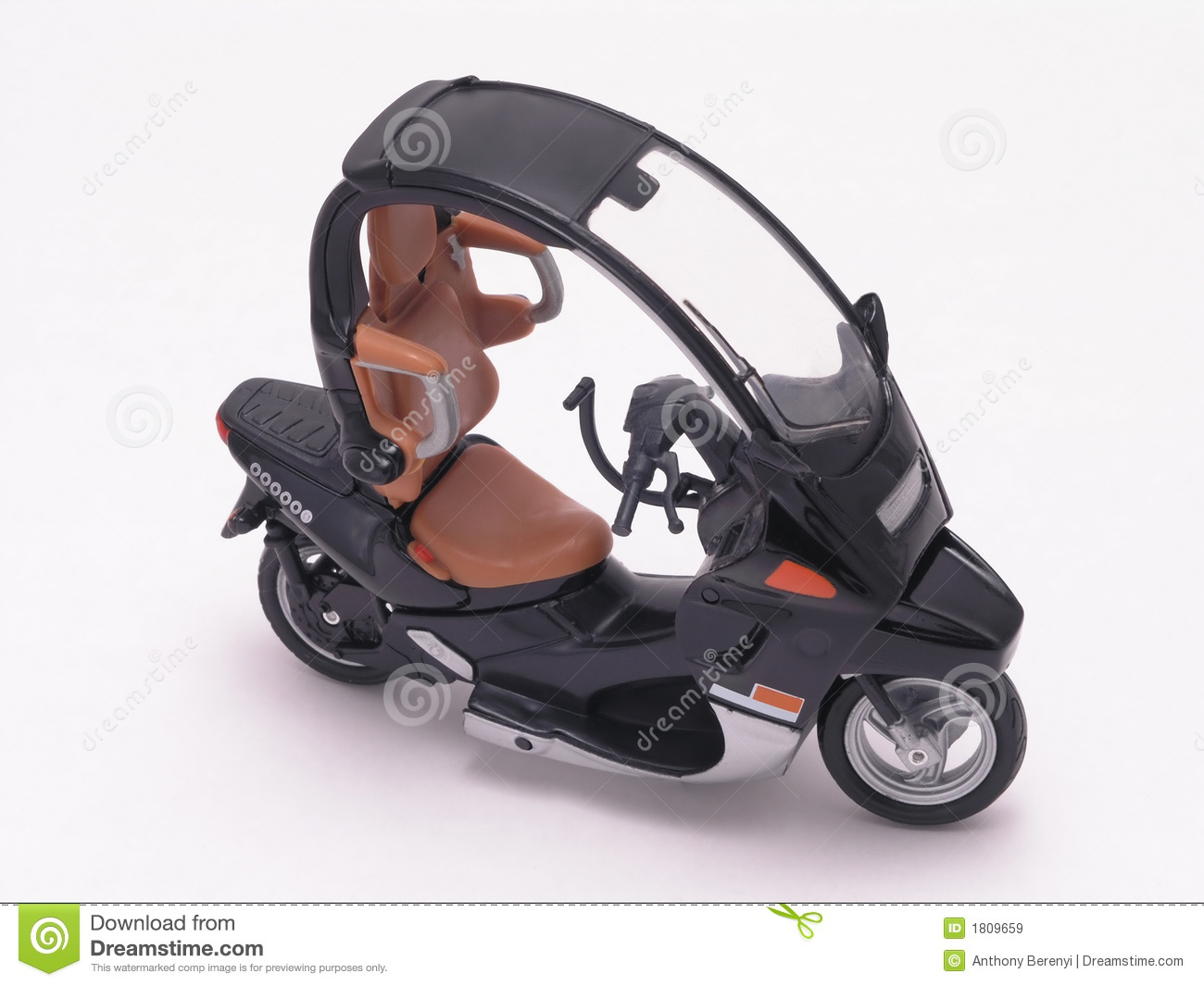 Motor Scooter Stock Image Image Of Power Motor Scooters