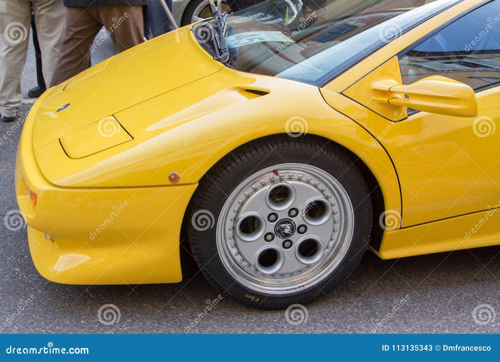 Super Sport Cars Maranello Italy Editorial Stock Photo Image Of