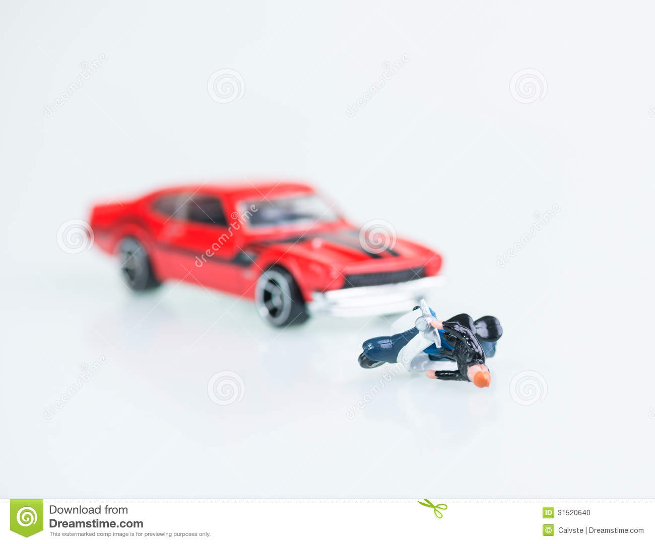 Motor Vehicle Collision Accident Stock Photo Image 31520640