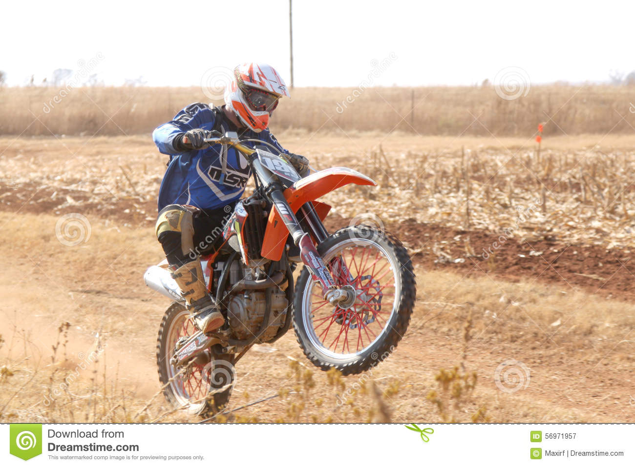 Brits South Africa  City pictures : BRITS, SOUTH AFRICA July 11: Africa Offroad Racing Rally, on July 11 ...