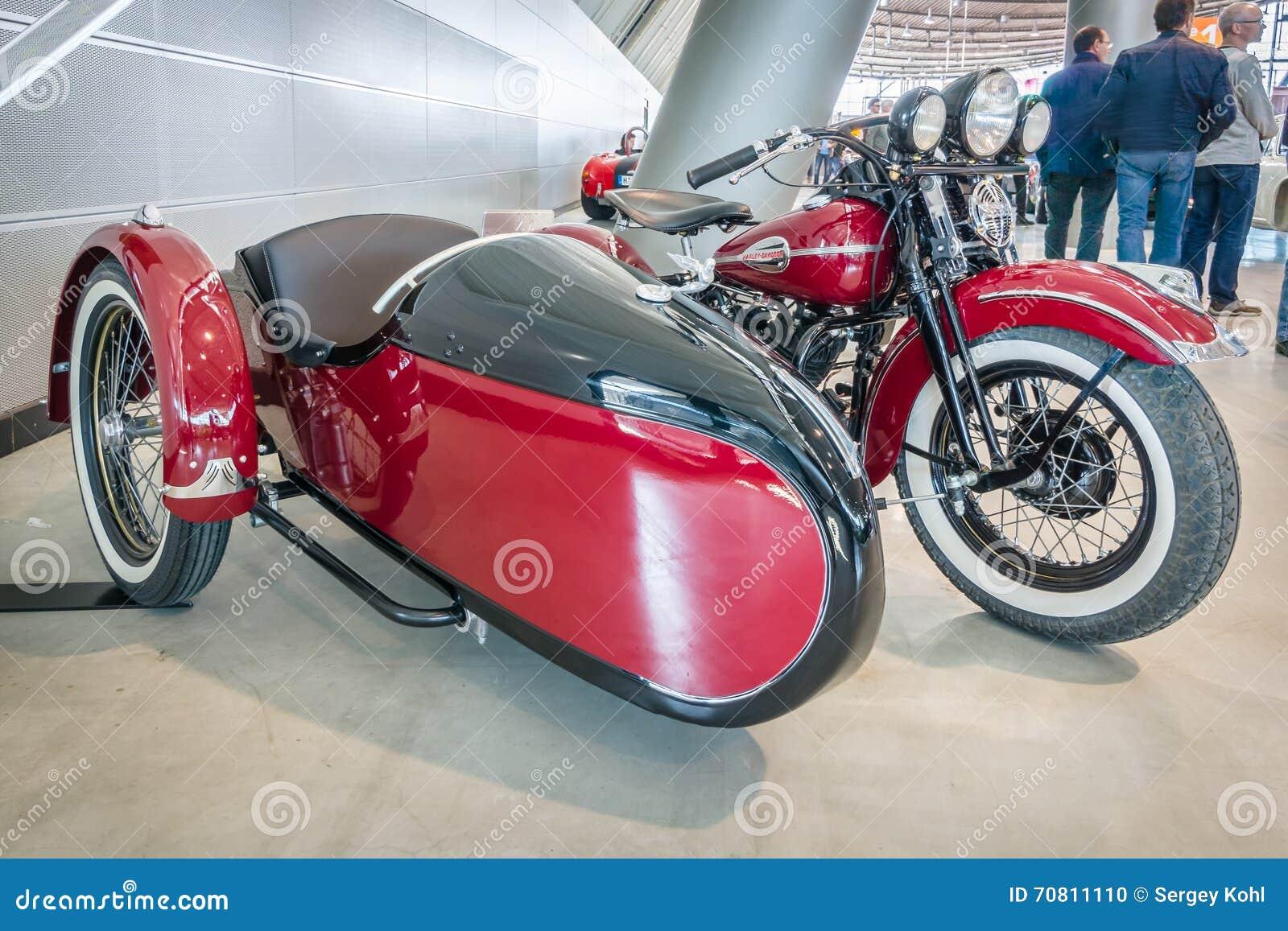 motorcycle harley davidson wla 45 gespann 1944 with. Black Bedroom Furniture Sets. Home Design Ideas