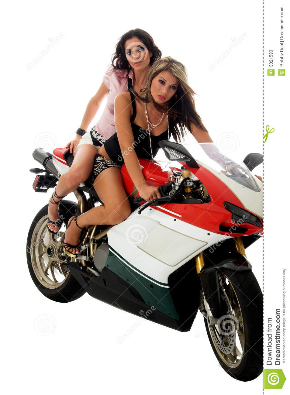 Motorcycle Hotties 85