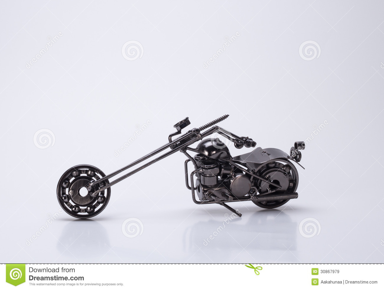 How to make a motorcycle 44