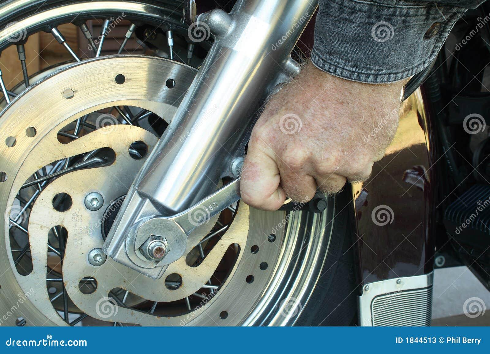 Motorcycle Mechanic Stock Photos Image 1844513