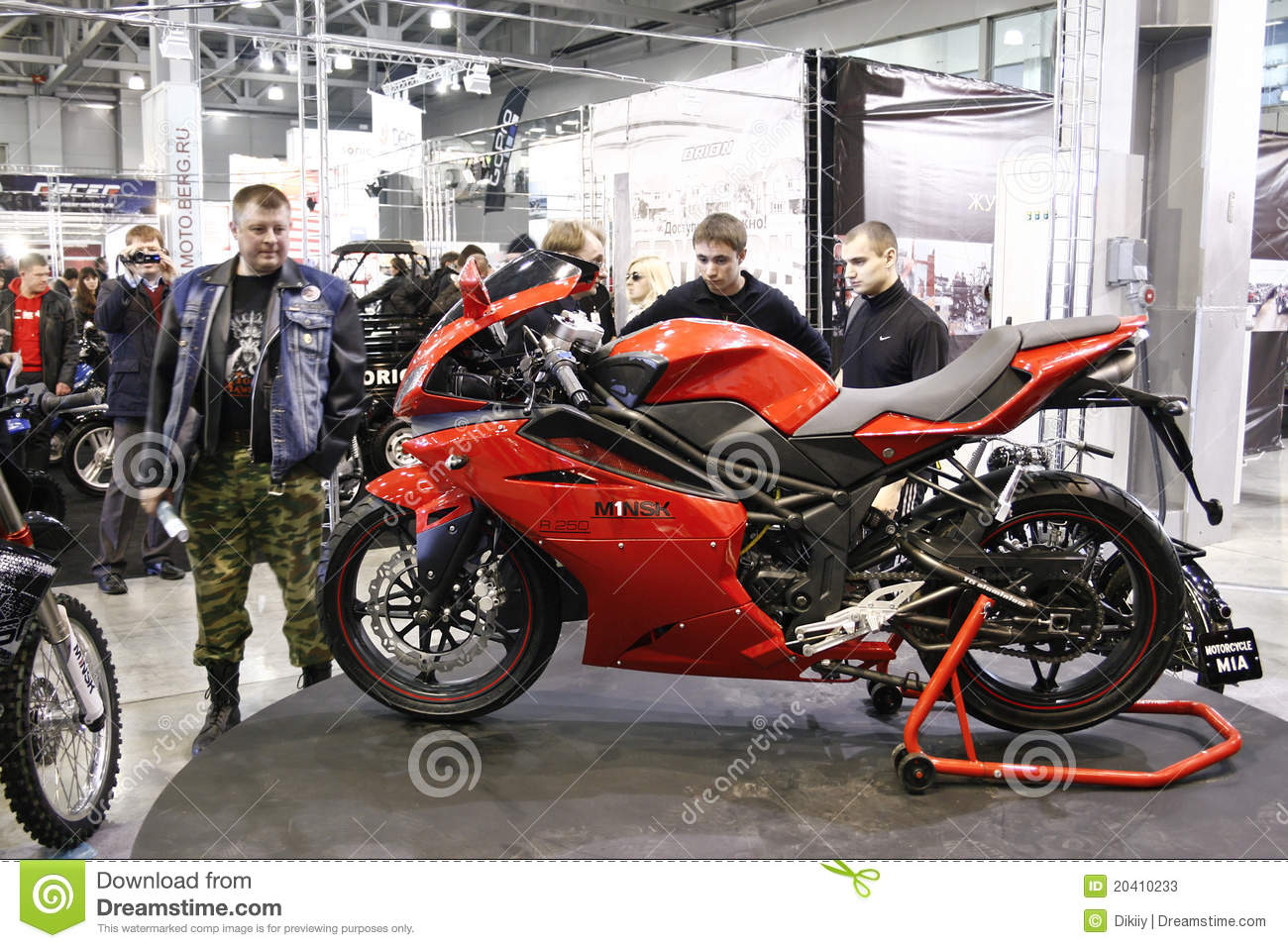 Motorcycle Minsk: technical characteristics and success in the international market 96
